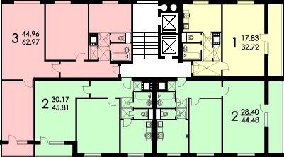 Дом серии 1605/12.