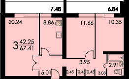 Недвижимость из рук в руки - вторичное жилье, купить квартир.